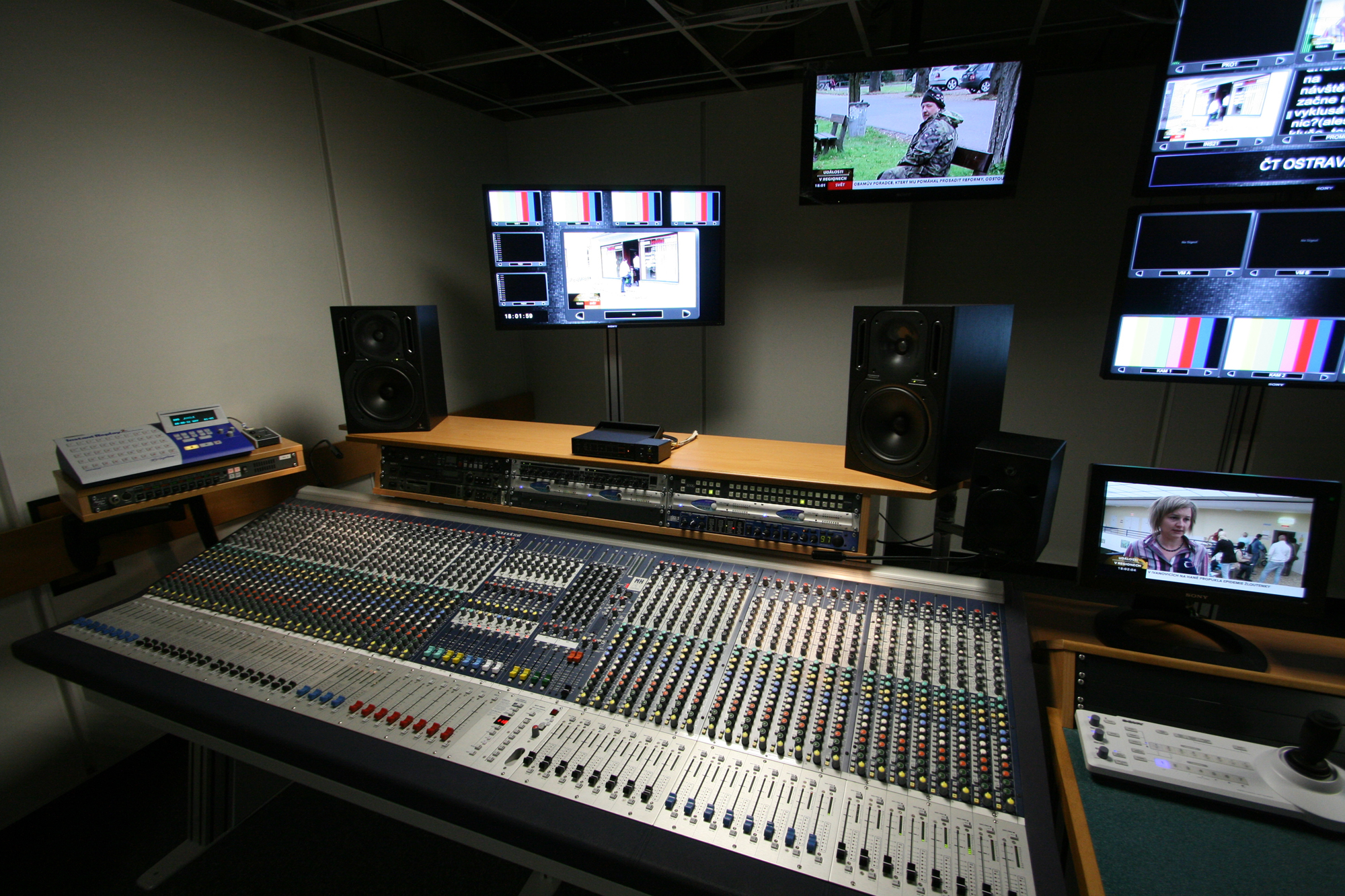 studio production Studio 1 productions - home for video and audio accessories, music, animation and sound effects browse our site to see everything we offer.
